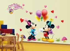 Wandtattoo Wandsticker Wandaufkleber Disney Mickey und Minnie 75 x 120 W203
