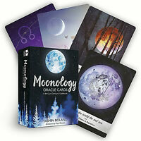 Moonology (TM) Oracle Cards A 44-Card Deck and Guidebook 9781781809969