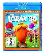3D Blu-ray * DER LORAX  3 D # NEU OVP