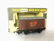 "Wrenn Model Railways W5046  ""WALL'S"" Ventilated Van, No. 57, boxed Period 3"