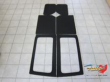 2011-2018 Jeep Wrangler JK 2 Door Hard Top Headliner Insulation Kit Mopar OEM