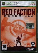 XBOX 360 - RED FACTION GUERRILLA - XBOX LIVE - PAL - ITA - NUOVO