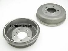 Ford Falcon Brake Drums rear xb xc xd xe xf  Models from 10/1975 On  DR1610x 2