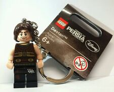 Lego Prince of Persia - Dastan Keyring/Keychain - NEW Birthday Gift