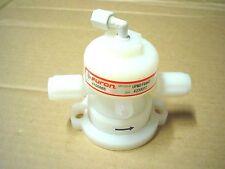 qty1 St Gobain Furon UMP2-F44NO 2way pneu valve 1/4fl - new - 60 day warranty