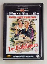 DVD  LES DIABOLIQUES - Simone SIGNORET / Paul MEURISSE / Vera CLOUZOT