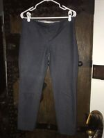 Women's Banana Republic Dark Blue Sloan Fit Dress Pants Size 4S