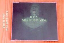 REM – Nightswimming - 4 tracks - Boitier neuf - CD maxi-single