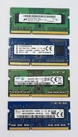 4GB Laptop DDR3L 1600MHz PC3L-12800S SODIMM RAM Memory iMac Notebook 1.35 204pin