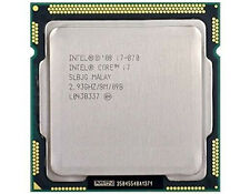 Intel Core i7-870 Processor 8M Cache, 2.93 GHz