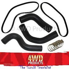 Radiator Hose & Belt SET - Suzuki Vitara 3&5dr X90 1.6 G16B (91-97)