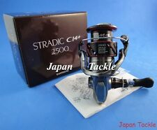 NEW SHIMANO STRADIC CI4+ 2500 FB SPINNING REEL**FREE USPS 1-3 DAYS DELIVERY**