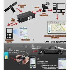 Car Auto Spy GPS/GSM/GPRS Tracker Tracking Realtime Vibration System TK103A TL