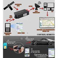 Car Auto Spy GPS/GSM/GPRS Tracker Tracking Realtime Vibration System TK103A MT