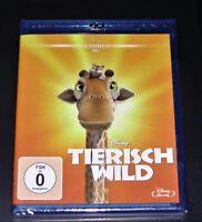 Tierisch Wild Walt Disney blu ray Classics 46 Nuovo e Confezione Originale