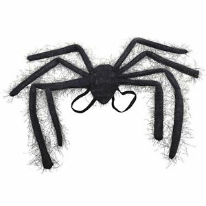 Adult Spider Wings Legs Halloween Witch Horror Fancy Dress Costume Accessory