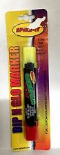 Spike-It Dip -N- Glo Double Tip Gamefish Marker Chartreuse- Red