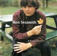 RON SEXSMITH: Whereabouts: CD NEW