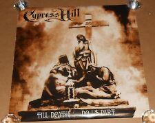 Cypress Hill Till Death Do Us Part Poster 2004 Original Promo 24x24