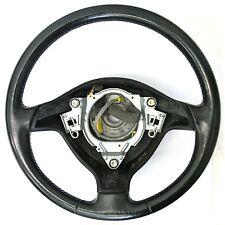 VW Golf MK4 (99-04) Leather Steering Wheel - 3 Spoke Original Genuine