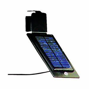 AMERICAN HUNTER Feeders Solar Charger, Black, R-kit/RD-Kit