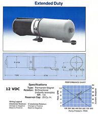 12V DC, 700 psi Hydraulic Pump