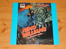 Remo Williams: The Adventure Begins... (Laserdisc)