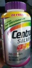 Centrum SILVER Multivitamin for WOMEN AGES 50+ Complete - 220 Tabs