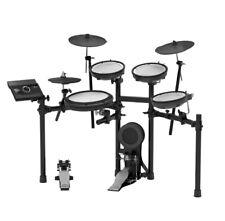 Used Once! Roland Td-17Kv Electronic Drum Set