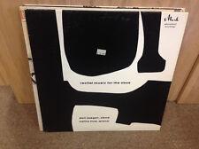 Don Jaeger + Nelita True Recital Music for the Oboe vinyl LP EX MARK STEREO
