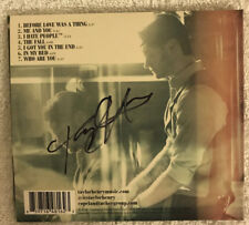 Taylor Henry Cd The Attic Signed Autographed New