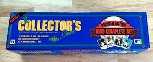 1989 Upper Deck Baseball Factory Set NO Griffey NRMT MT 2-800 Randy Johnson RC