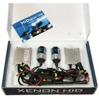 KIT DE CONVERSION FEUX XENON HID 35W SLIM AMPOULE H7 6000K neuf