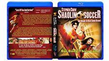 Doi Bong Thieu Lam - Shaolin Soccer - Phim Le - English Dub/Viet Sub Blu-ray