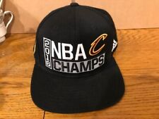 Cleveland Cavaliers 2016 NBA Champs Locker Room Hat Adidas SnapBack Champions