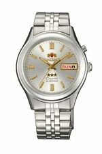 Orient Stainless Steel Case Men's Wristwatches