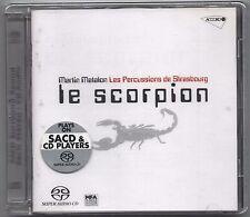 Matalon: Le Scorpion ACCORD SACD SEALED