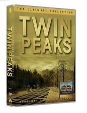 Dvd Twin Peaks: The Ultimate Collection - (10 Dischi)  .....NUOVO