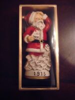 Memories of Santa Collection 1915 MOS Club Santa New In Box
