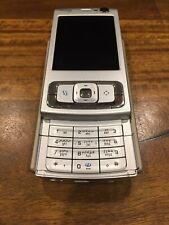 Original NOKIA N95 5MP Carl Zeiss Wifi GPS GSM Unlocked w/ Arabic keypad