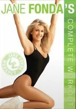 Jane Fonda's Complete Workout Fonda Fondas DVD Region 4