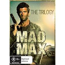 Mad Max: The Trilogy (DVD) Preorder Released 1st October  2014
