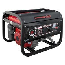Generatore di Corrente a Benzina 6,5 Hp 2200W 4 Tempi Manuale Con Scheda AVR