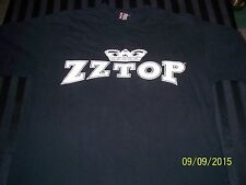 VINTAGE 90's ZZ Top 1999 Concert Large t-shirt Great Condition!