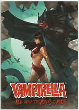 Vampirella 2012 All New Trading Cards ~ SDCC PROMO CARD