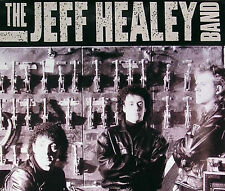 Jeff Healey Band 1990 Hell To Pay Original Promo Poster