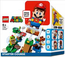 LEGO - SUPER MARIO - 71360 - LES AVENTURES DE MARIO PACK DE DÉMARRAGE