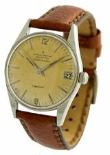 Men's Mechanical (Hand-winding) Casual Round Wristwatches