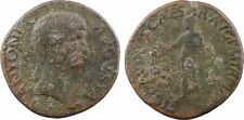 Antonia, dupondius, 41 45, Rome - 44