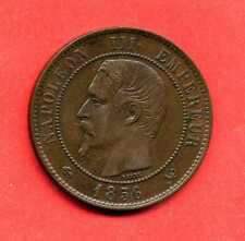 (BR.116) 10 CENTIMES NAPOLÉON III 1856 W ANCRE LILLE (SUP)